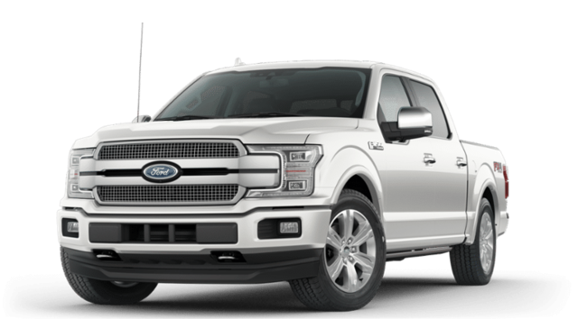2020 Ford F-150 Platinum 4WD Supercrew 5.5 Box Crew Cab Pickup